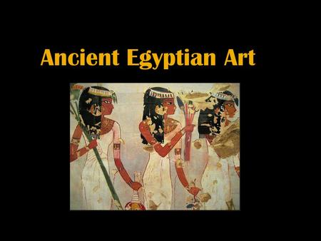 Ancient Egyptian Art. What were the purpose of the pyramids?