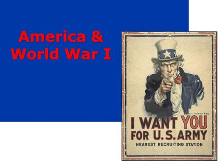 MANIA Causes of WWI  Militarism – the aggressive build- up of a nation's armed forces to prepare for war.  Alliances – agreements (partnerships) between.
