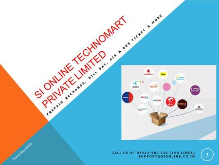 Si Online technomart private limited