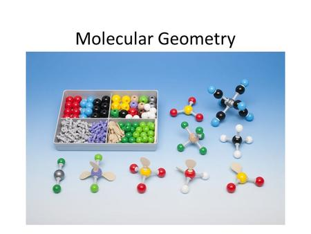 Molecular Geometry. 2-D and 3-D Lewis Structures explain the two dimensional structure of molecules In order to model the actual structure of a molecule.