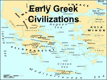 Early Greek Civilizations. Dardanelles Sea of Marmara Persian Empire.