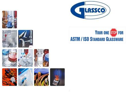 Glassco History The Glassco Group Infrastructure & Manufacturing Facility Qr Coded Glassware Quality Policy & System.