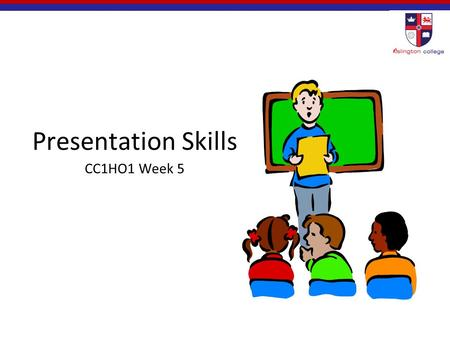 Presentation Skills CC1HO1 Week 5. Outline of the lecture class A.Planning B.Preparation C.Message D.Media E.Delivery F.Common PowerPoint mistakes.