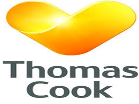  Thomas cook is a tour operator/ travel agent, who sells customers holidays. They are based in 17 different countries, they also have a website. www.thomascook.co.ukwww.thomascook.co.uk.