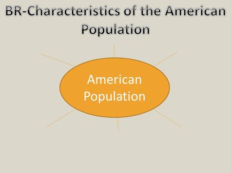 American Population. Chapter 1 Lesson 2 Civics is the study of the rights and duties of citizens. Citizens have certain rights and duties. community.