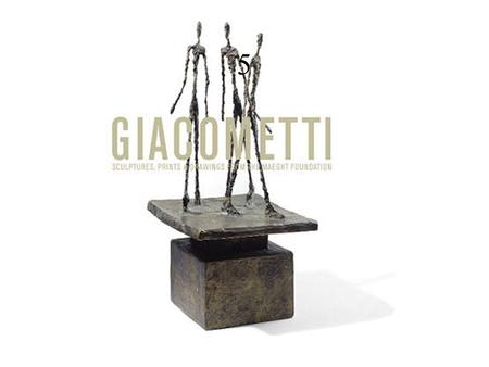 5. Alberto Giacometti was born October 10, 1901, in Borgonovo, Switzerland. His father, Giovanni, was a Post-Impressionist painter. In 1920, he traveled.
