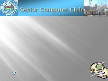  Computer News  Windows 8  Your Computer Problems  One meeting Dec 12th  Website & Email  www.oceanbluffcomputer.com www.oceanbluffcomputer.com.