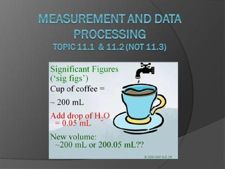 Data  Qualitative (don't forget this in all labs) non-numerical information obtained from observations, not from measurement  Quantitative numerical.