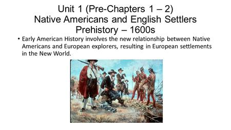 The relationship of american and france with the native americans