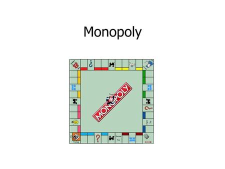 Monopoly. Characteristics of monopoly 1.Single firm (producer, seller) 2.No variety of goods 3.Complete barriers to entry 4.Complete control over price.