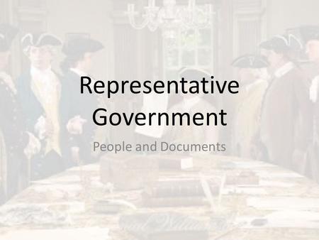 Advantages and Disadvantages of Representative Democracy