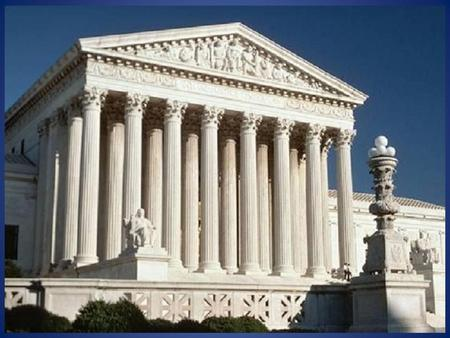 Essential Question How does the Supreme Court function?