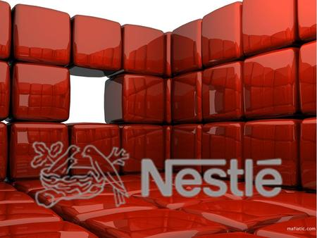 Nestle redirects here. For other uses, see Nestle (disambiguation)