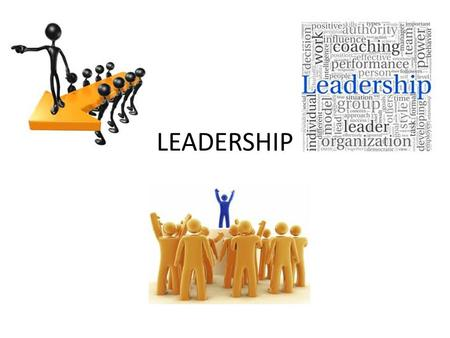 LEADERSHIP. GROUPS A GROUP IS two or more people interacting with one another so that each person influences and is influenced by the others has a collective.