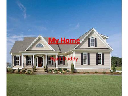 My Home Ryan Duddy. Home Style European Style Homes: As varied as the countries that make up the continent, European house plans reflect the sophisticated.