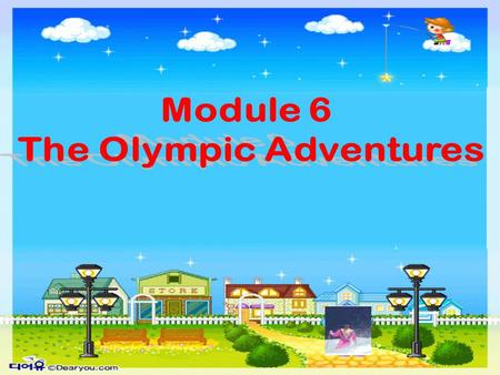 The topic of this module is focused on sports and games. The purpose is to help the students know about sports games in different countries by asking.