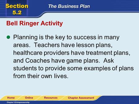 Bell Ringer Activity Planning is the key to success in many areas. Teachers have lesson plans, healthcare providers have treatment plans, and Coaches have.