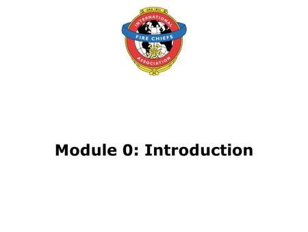 Module 0: Introduction. 2 Course Goal Upon the successful completion of this course, participants will have knowledge related to ethanol and ethanol-blended.