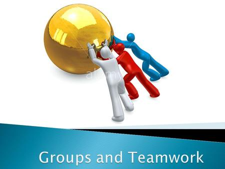  Social Loafing ◦ Tendency of some people to avoid responsibility by free riding in groups.