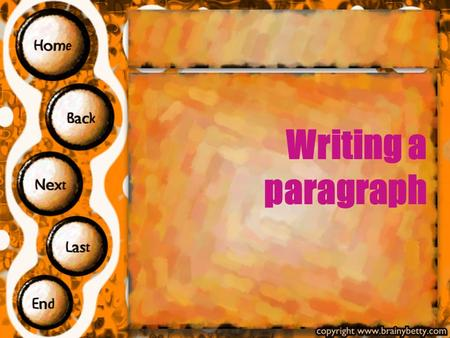 Writing a paragraph. What is a paragraph? A paragraph is a group of about 6- 12 sentences about one topic. Every sentence in a strong paragraph is about.