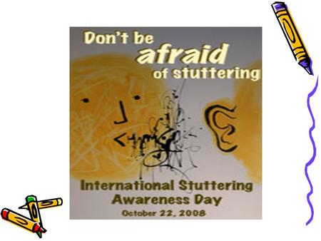 What Is Stuttering Stuttering is a speech disorder in which the normal flow of speech is disrupted by frequent repetitions or prolongations of speech.