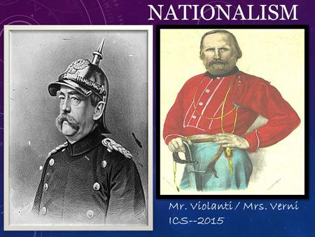 otto von bismarck nationalism essay When otto von bismarck was recalled from paris to become minister-president of prussia in 1862, german nationalism was already more than 40 years old.
