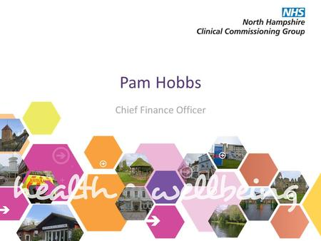 Pam Hobbs Chief Finance Officer. 2014/15 Finances Financial Overview Revenue allocation of £222.7m + £2.4m income from other organisations e.g. hosting.