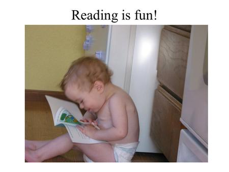 Reading is fun!. No matter how old you are! But what if you want to find a book about a dog,