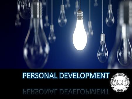 What is Personal Development? Personal development is a lifelong process. It's a way for people to assess their skills and qualities, consider their aims.