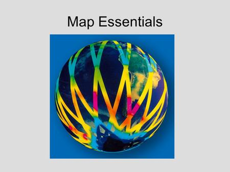 Map Essentials TODALSIGS A good map must have nine elements to be any good. 1.T – Title 2.O – Orientation 3.D – Date 4.A – Author 5.L – Legend (key)