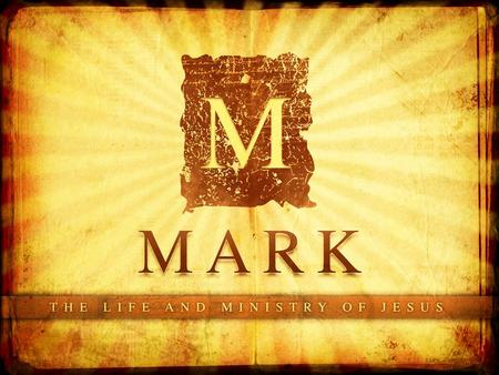 """When Pigs Fly"" ● the miracle of regeneration ● Mark 5:1-20."