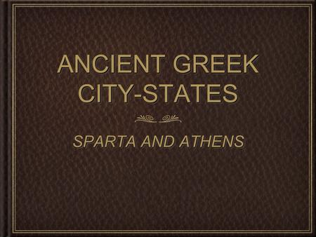 a look at the political system of ancient athens You will find below general information about politics in greece, the organization of the state and the greek political system organization and political tensions.