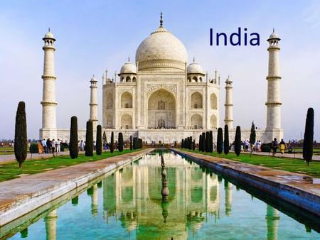 "India. Government and Currency India is a ""Sovereign, Socialist, Secular, Democratic Republic"" with a parliamentary system of government. The prime minister/head."