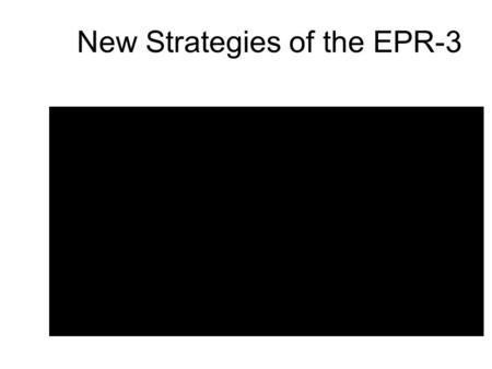 New Strategies of the EPR-3. – Asthma is a chronic inflammatory disorder of the airways – The immunohistopathologic features of asthma include inflammatory.