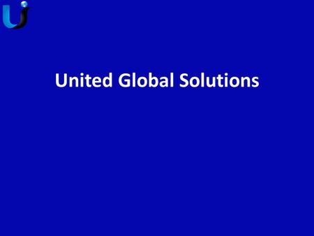 United Global Solutions. About UGS? UGS Technologies is a leading service provider of IT services, Product Engineering and Mobility across verticals like.