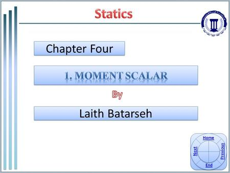 Chapter Four Laith Batarseh Home NextPrevious End.