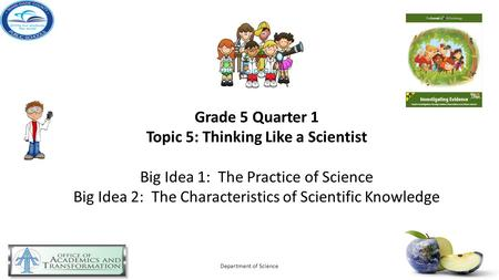 Thinking, Acting, and Writing Like a Scientist – NEW 1st Grade Writing Unit