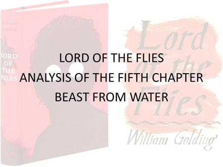 a contrast between democracy and anarchy in the lord of the flies by william golding Lord of the flies and animal farm comparison essay in lord of the flies by william golding the different views and beliefs of law and order vs anarchy.