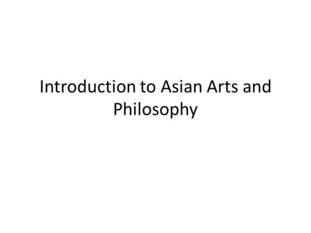 Introduction to Asian Arts and Philosophy. Hinduism: The Hindu Perspective Origins: 2000 BCE Brahma: The Creator Vishnu: The Preserver Siva: The Destroyer.