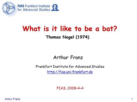 thomas nagel free will essay