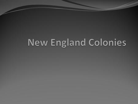 puritans influence on new england and