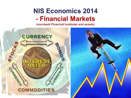 NIS Economics 2014 - Financial Markets (non-bank Financial Institutes and assets)