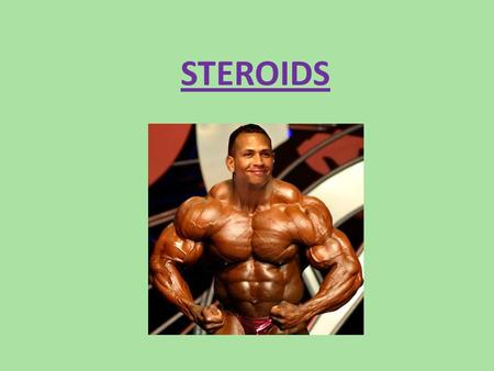 STEROIDS. What is a steroid? Drugs commonly referred to as steroids are classified as anabolic (or anabolic-androgenic) and corticosteroids. Corticosteroids,