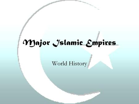Major Islamic Empires World History. Where was each picture taken? All three were taken in Baghdad, Iraq- the former capital of the Abbasid Empire.