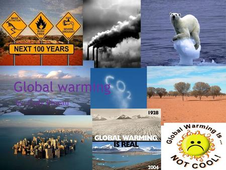 By: Cody Pineau Global warming. Natural Causes Natural causes are causes created by nature. One natural cause is a release of methane gas from arctic.