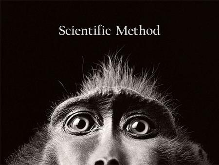 Scientific Method. Ask a Question A.What makes a good scientific question? 1.It can be answered by direct observation 2.It can be answered with scientific.