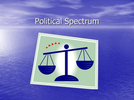 Political Spectrum. Definitions political spectrum- the image above, a line graph that shows how liberal or conservative you are political spectrum- the.