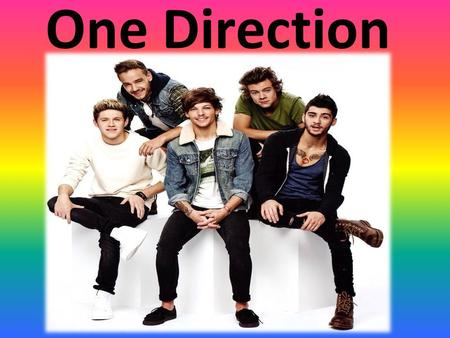 One Direction. Background – Harry styles Harry styles is 21 years old, he was born on February 1, 1994. He was born in Bromsgrove. He first sung in a.