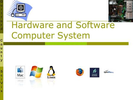 Hardware and Software Computer System