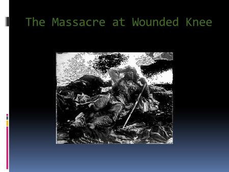 """the massacre of the plains indians The deadliest massacre of native americans in montana's history was a mistake colonel eugene baker had been sent by the government to """"pacify"""" a rebellious band of the blackfeet tribe colonel eugene baker had been sent by the government to """"pacify"""" a rebellious band of the blackfeet tribe."""